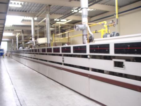 VANDERPOL Bisküvi Üretim Hattı
