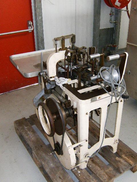 Folyolama Makinesi (Satılmıştır)